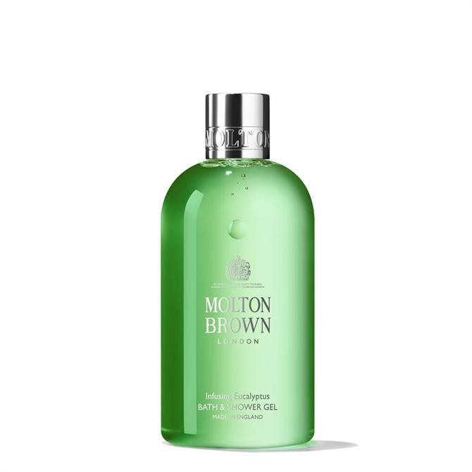Molton Brown Infusing Eucalyptus Bath & Shower Gel 300ml