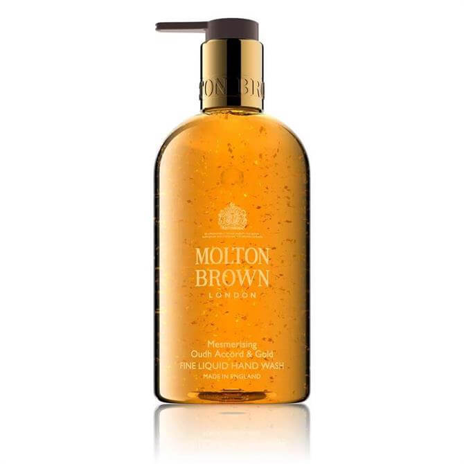 Molton Brown Mesmerising Oudh Accord & Gold Fine Liquid Hand Wash 300ml