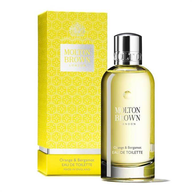 Molton Brown Orange & Bergamot Eau De Toilette 100ml