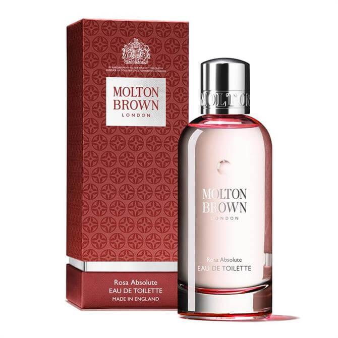 Molton Brown Rosa Absolute Eau De Toilette 100ml