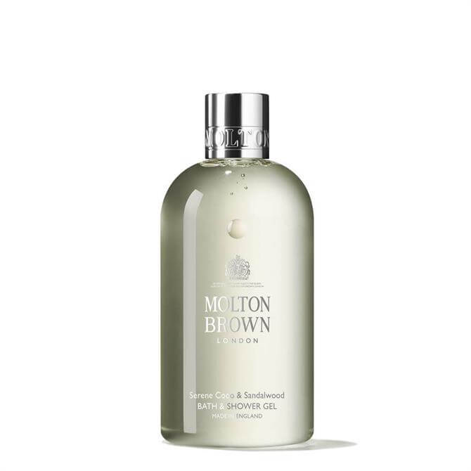 Molton Brown Serene Coco & Sandalwood Bath & Shower Gel 300ml