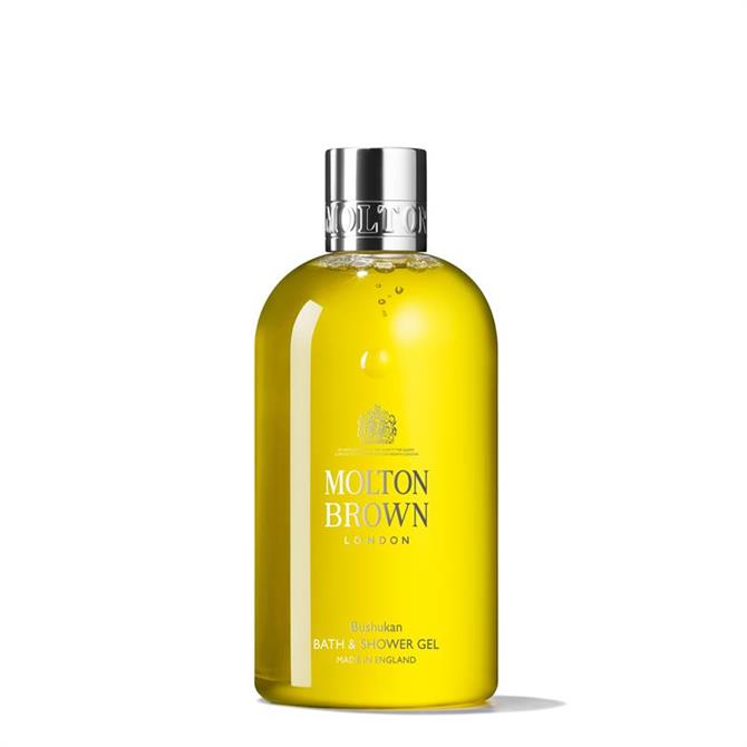 Molton Brown Bushukan Bath & Shower Gel 300ml