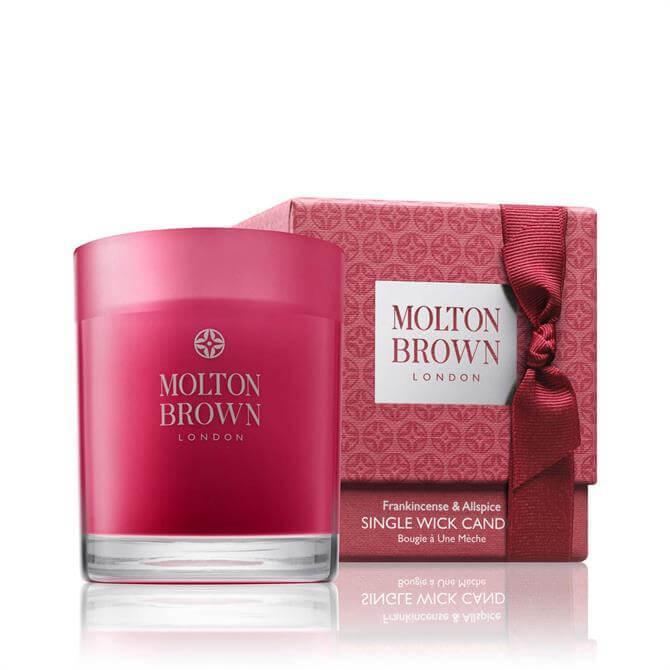 Molton Brown Festive Single Wick Candle
