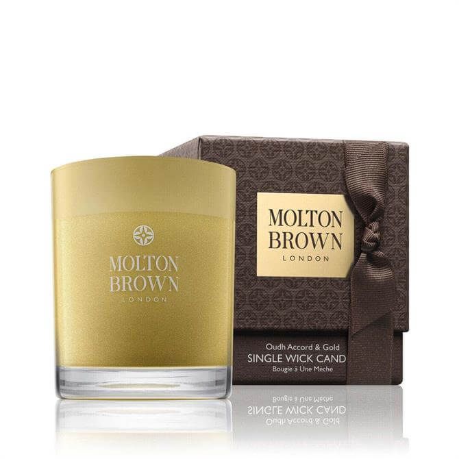 Molton Brown Single Wick Candle Limited Edition