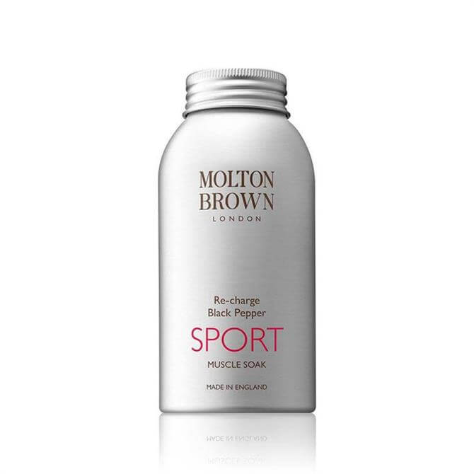 Molton Brown Re-Charge Black Pepper SPORT Muscle Soaks