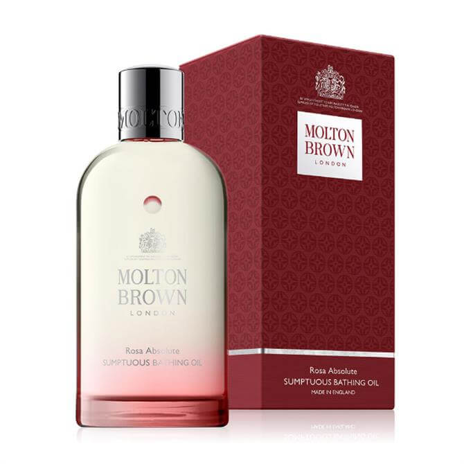 Molton Brown Rosa Absolute Sumptuous Bathing Oil 200ml