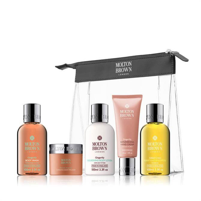 Molton Brown Womens Travel Luxuries Set