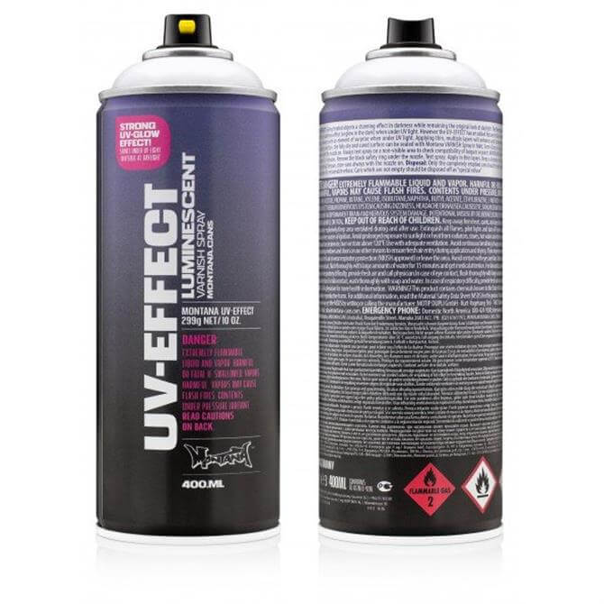 Montana UV Effect Spray Paint