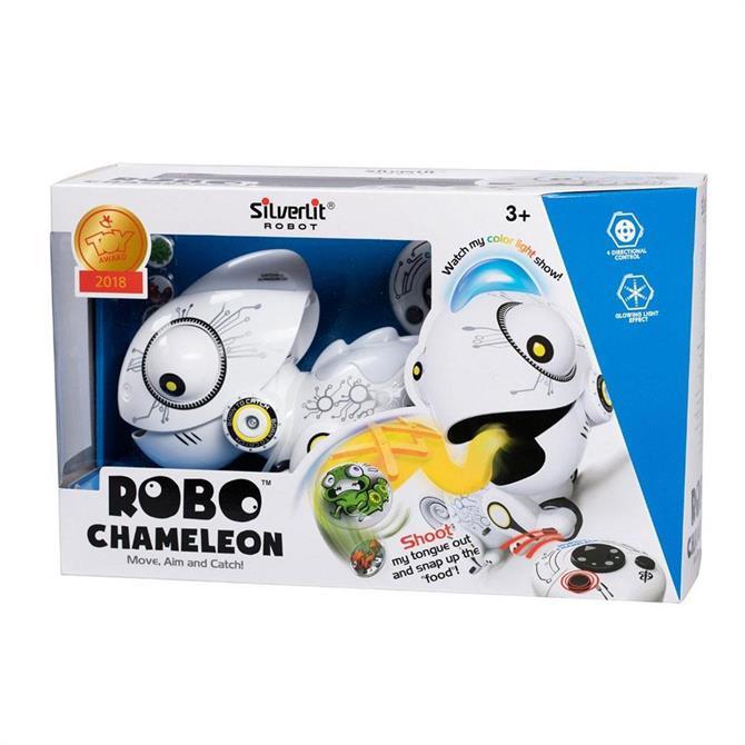 Robo Chameleon Remote Control Toy