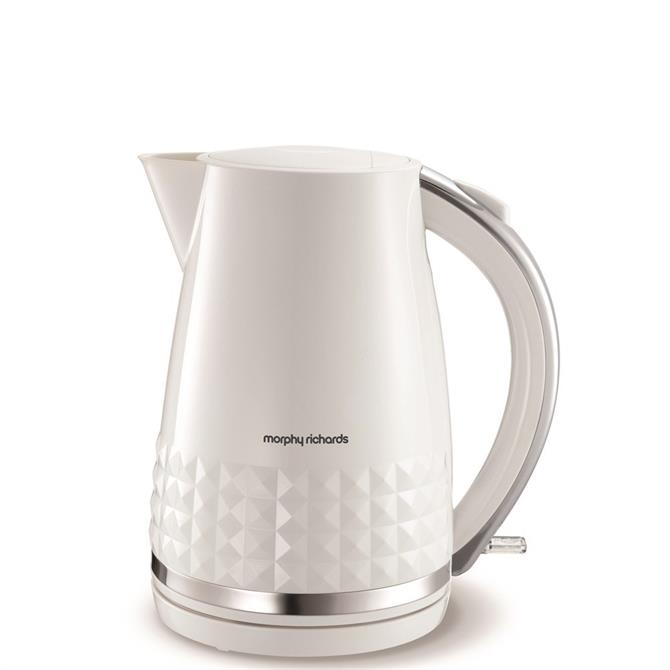 Morphy Richards White Dimensions Jug Kettle