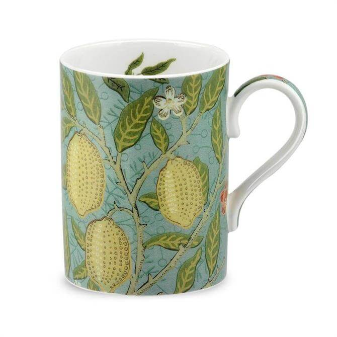 Morris & Co Fruit Slate and Thyme Mug