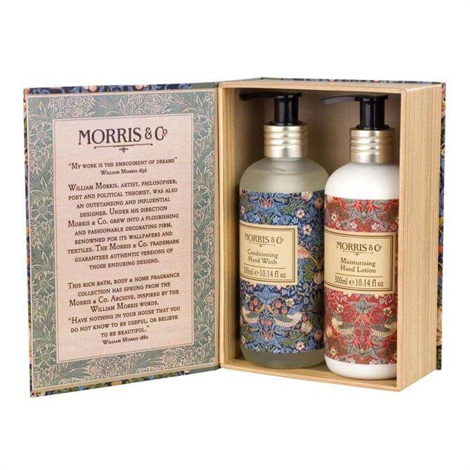 Morris & Co Hand Wash and Lotion