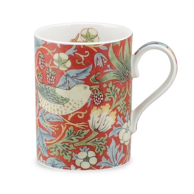 Royal Weston Morris and Co Strawberry Thief Mug