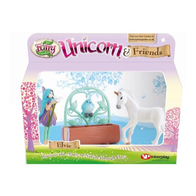 My Fairy Garden Unicorn and Friends