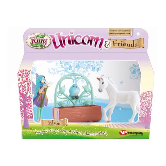 My Fairy Garden Unicorn and Friends