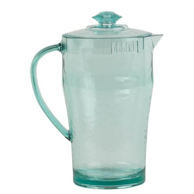 Navigate Recylcled Glass Effect Pitcher