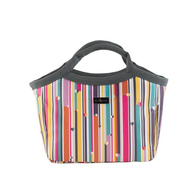 Beau & Elliot Insulated Handbag: Linear