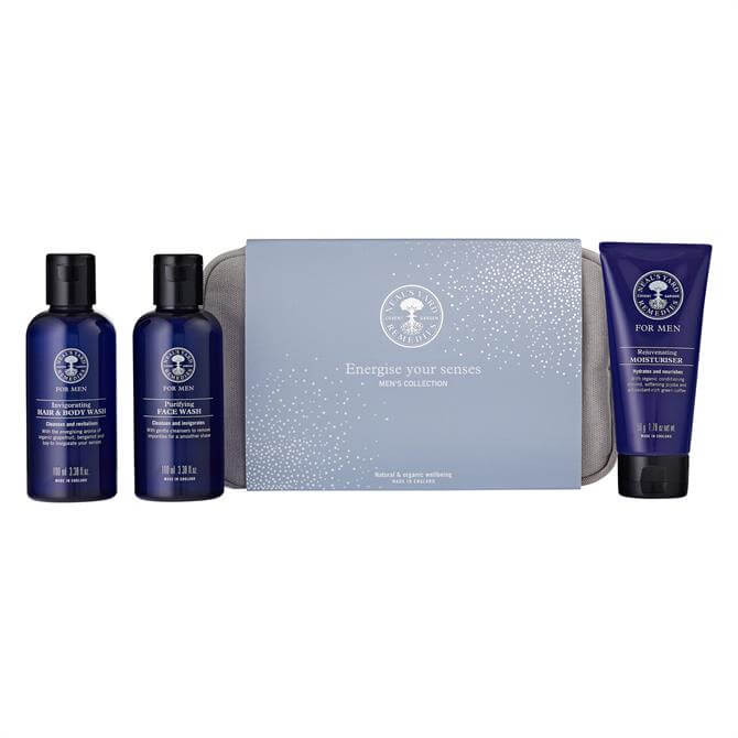 Neal's Yard Remedies Energise Your Senses Men's Collection