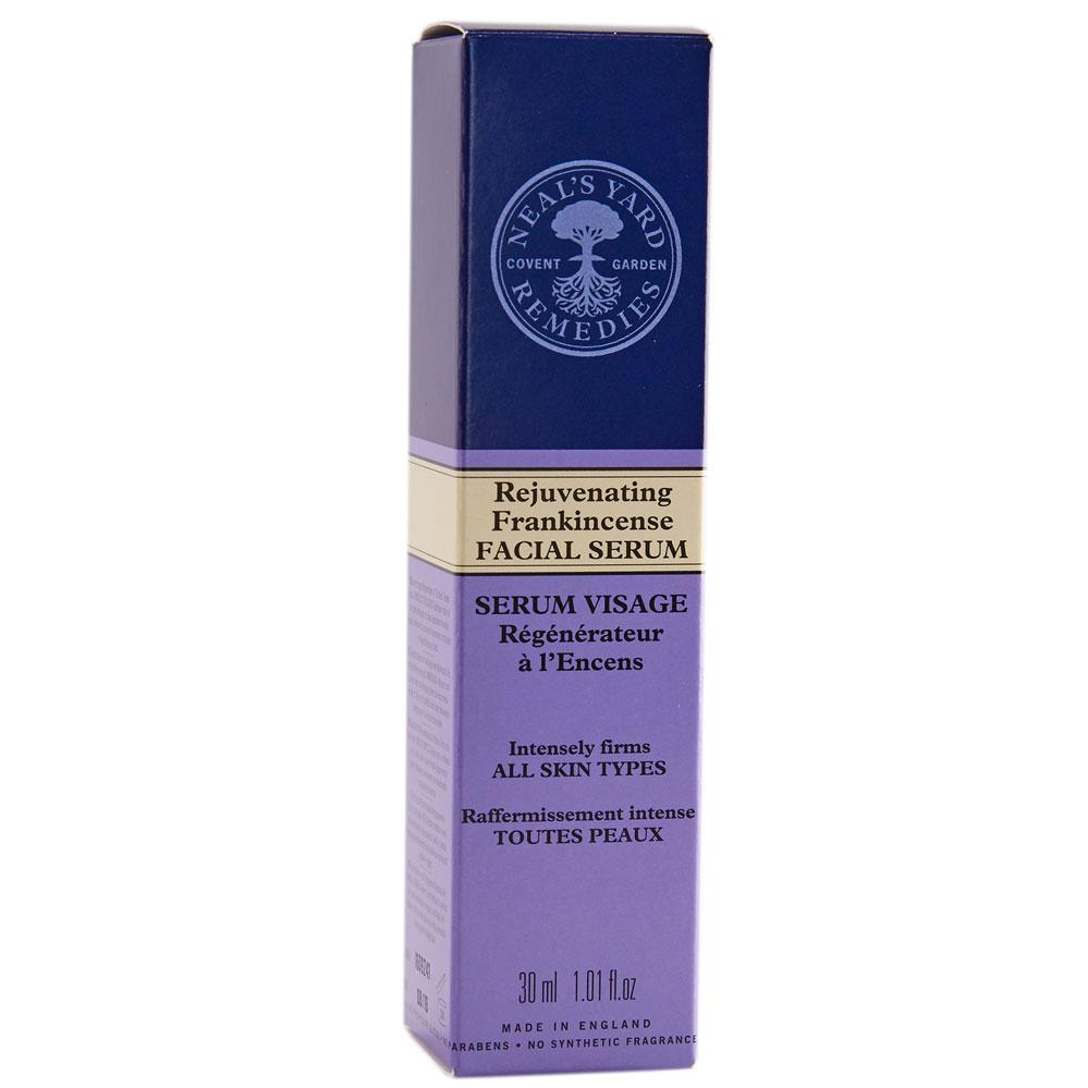 An image of Neal's Yard Remedies Rejuvenating Frankincense Facial Serum 30ml - FRANKINCENSE