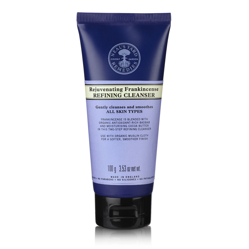 An image of Neal's Yard Remedies Rejuvenating Cleanser 100g - FRANKINCENSE
