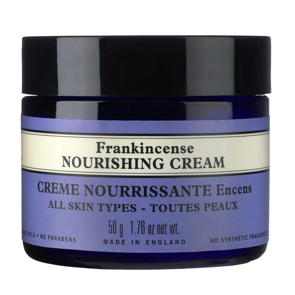 An image of Neal's Yard Remedies Revised Formula Nourishing Cream 50g - FRANKINCENSE
