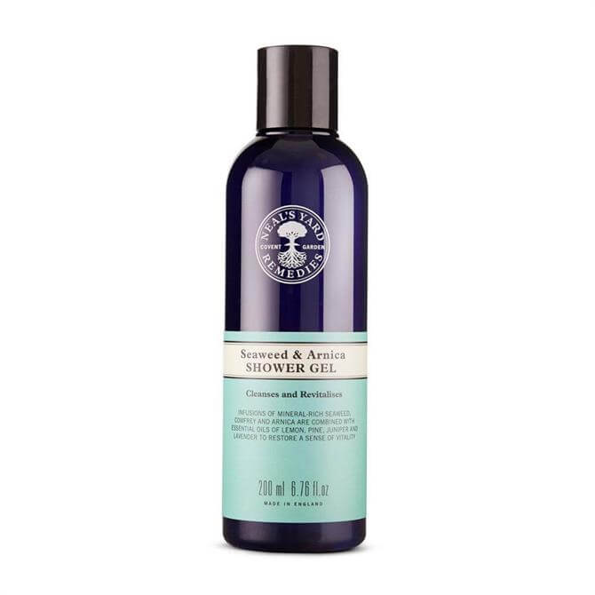 Neal's Yard Seaweed & Arnica Shower Gel