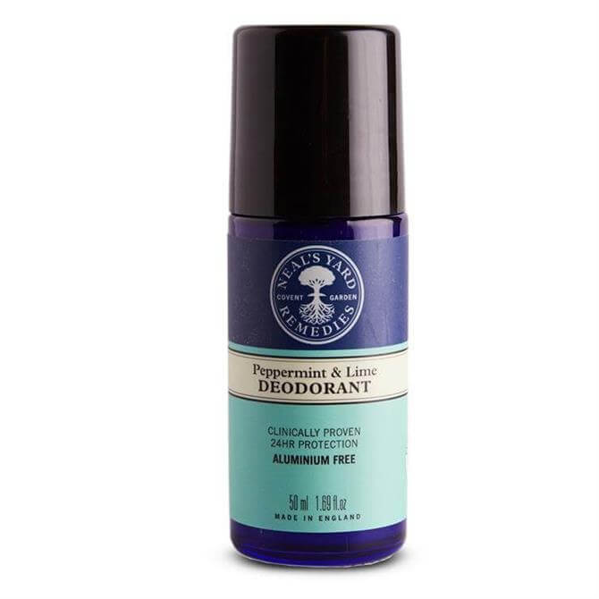 Neal's Yard Peppermint & Lime Roll On Deodorant