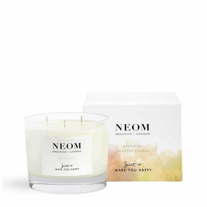 Neom Organics 3 Wick Scented Candle
