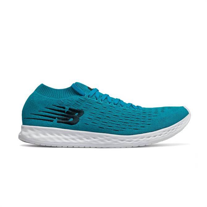 New Balance Men's Fresh Foam Zante Solas Running Shoes - Deep Ozone