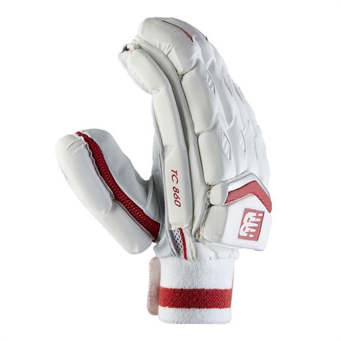 New Balance Men's TC860 Cricket Batting Gloves