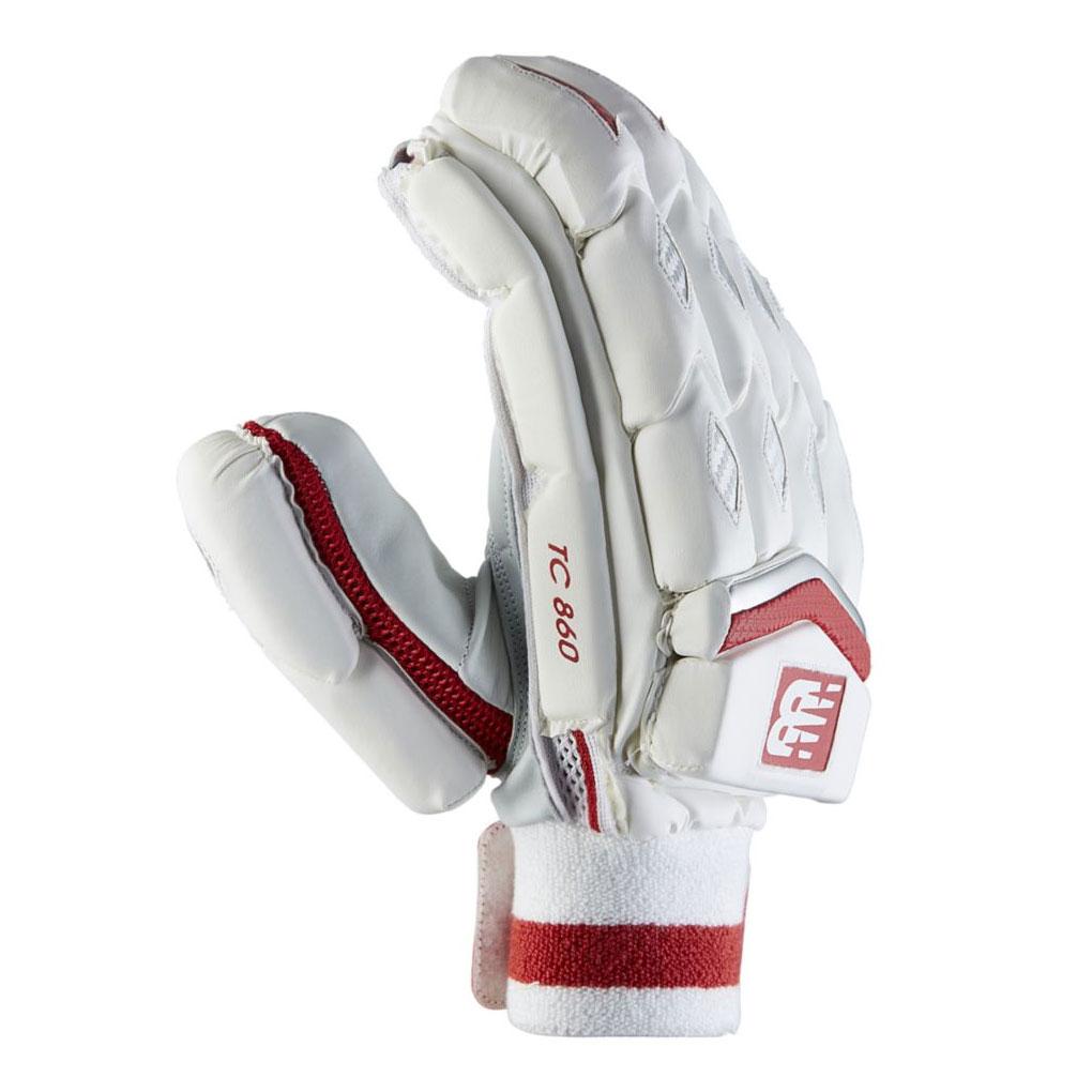 New Balance Men's TC860 Cricket Batting Gloves - MENS LH