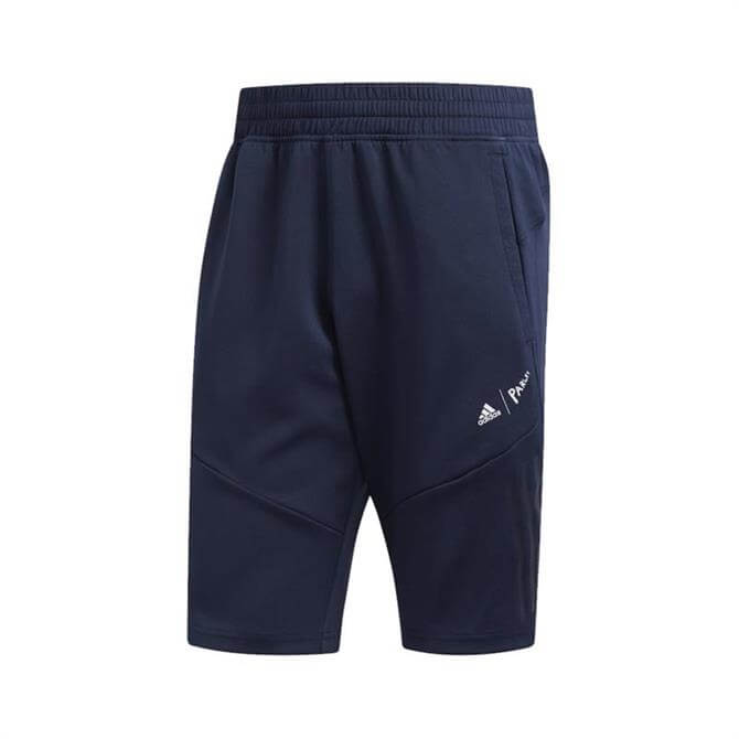 Adidas Men's 4KRFT Parley Recycled Plastic Shorts - Legend Ink