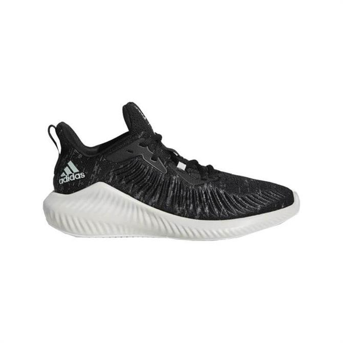 Adidas Women's Alphabounce+ Parley Running Shoe - Core Black