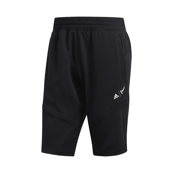 Adidas Men's 4KRFT Parley Recycled Plastic Shorts - Black
