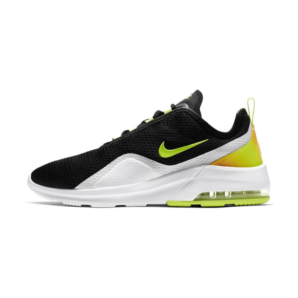 Nike Men's Air Max Motion 2 Trainers BlackVolt