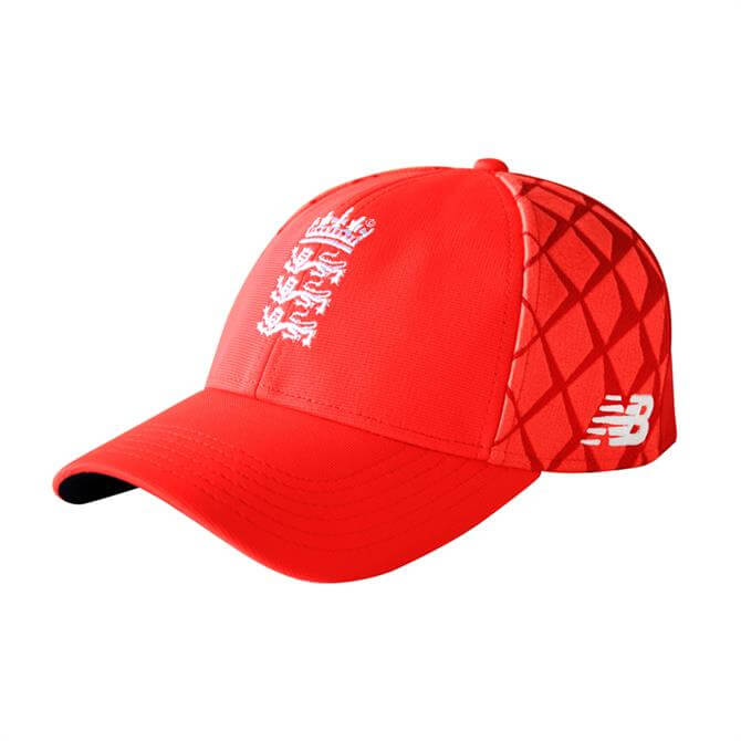 New Balance ECB T20 Snap Cap- Flame Red