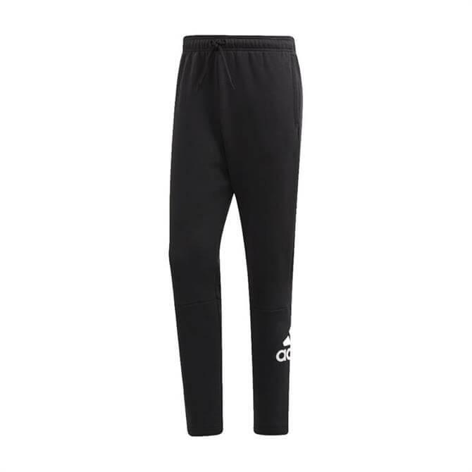 Adidas Men's Must Haves Badge of Sport Fleece Pants - Black