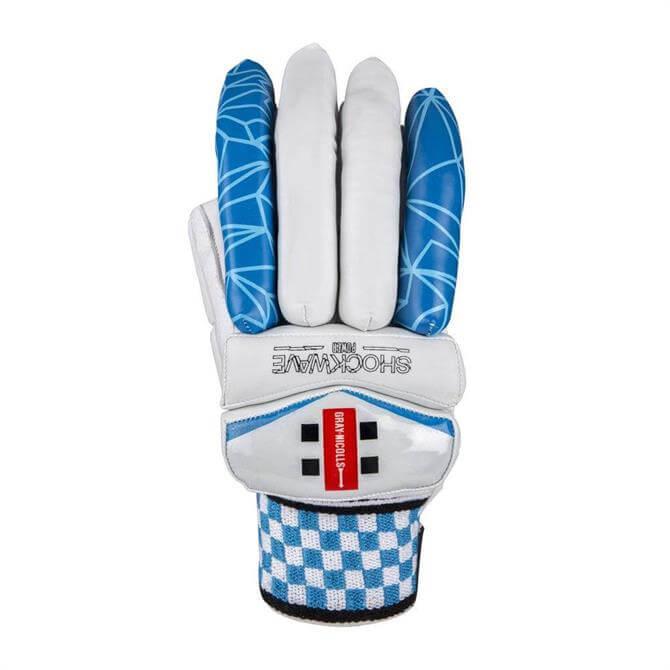 Gray-Nicolls Junior Shockwave Power Cricket Batting Gloves
