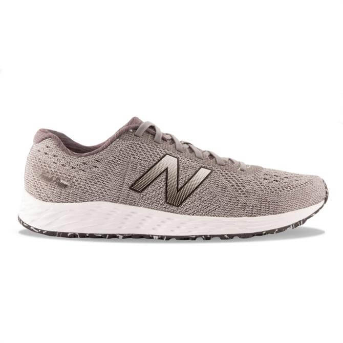 New Balance Men's Arishi Running Shoe- Grey