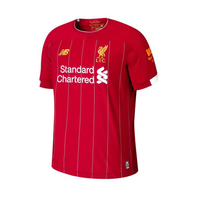 New Balance Junior Liverpool FC 19/20 Season Home Jersey