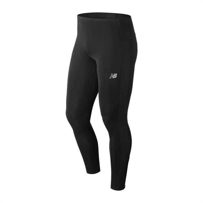 New Balance Men's Accelerate Running Tights - Black