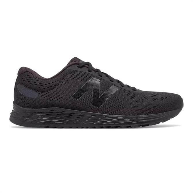 New Balance Men's Fresh Foam Arishi- Black