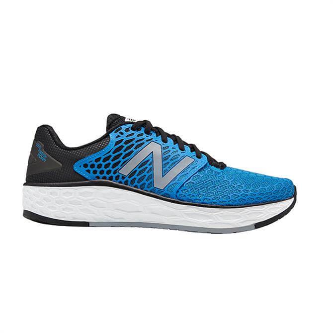 New Balance Men's Vongo V2 Running Shoes- Laser Blue/Black