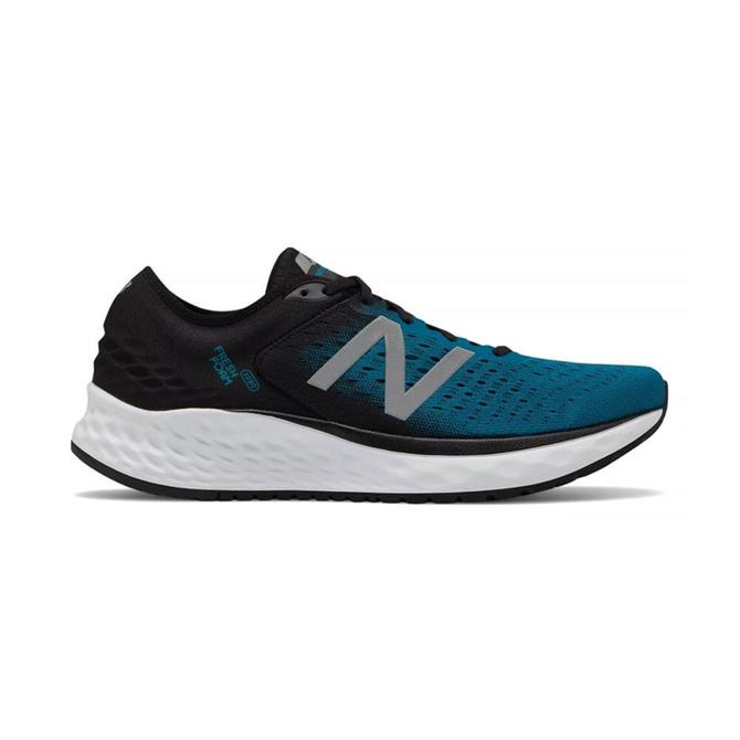 New Balance Men's Fresh Foam 1080v9 Running Shoes - Deep Ozone Blue