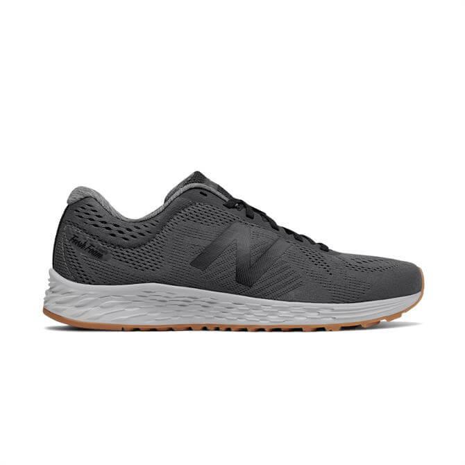 New Balance Men's Arishi Running Shoe - Magnet Black