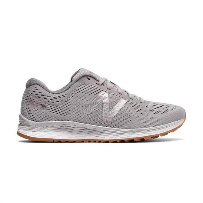New Balance Women's Fresh Foam Arishi Running Shoes - Overcast