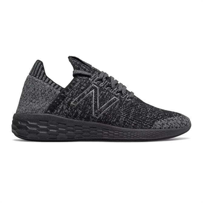 New Balance Women's Fresh Foam Cruz V2  Running Shoe - Black