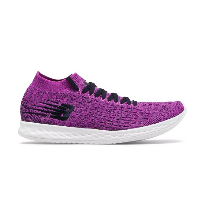 New Balance Women's Fresh Foam Zante Solas Running Shoes - Voltage Violet