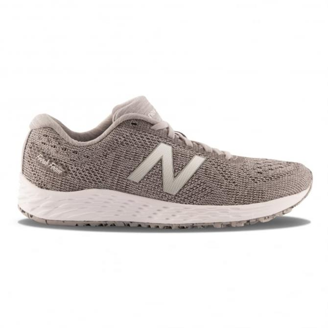 New Balance Womens Arishi Running Shoe Light Grey