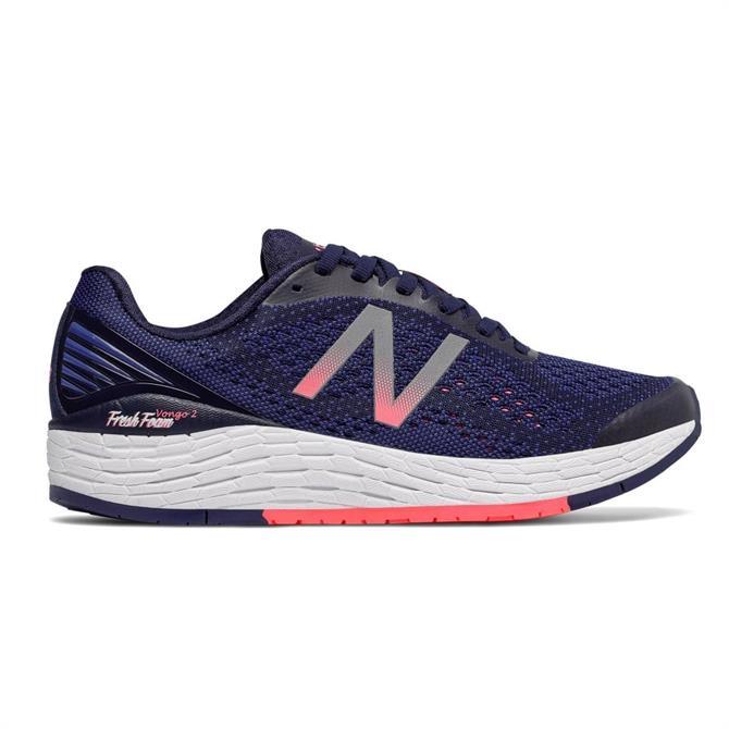 New Balance Women's Fresh Foam Vongo Running Shoe- Navy